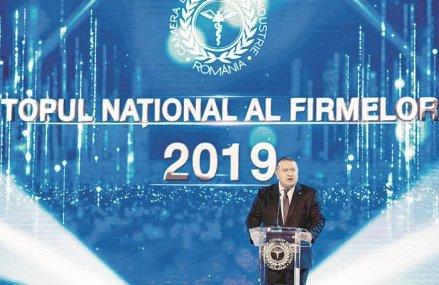 Mihai Daraban, preşedintele CCIR: 65% din cifra de afaceri totală din România este realizată doar de 3.370 de firme