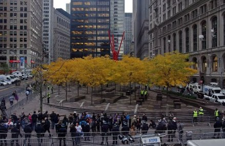 Wall Street: toamna este cel mai frumos anotimp