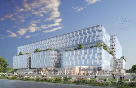 Dezvoltatorul One United Properties a primit autorizaţia de construire pentru un proiect de birouri în zona Cotroceni din Capitală, o investiţie estimată la 130 mil. euro