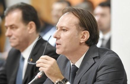 Ministrul Finanţelor Florin Cîţu acuză PSD că nu vrea informatizarea ANAF: A eliminat din lege ridicarea imediată a popririlor
