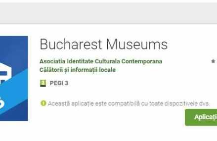 Aplicații mobile care te ghidează spre muzee din București, Cluj Napoca și Constanța