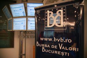 Indicii BVB au inchis in teritoriu negativ
