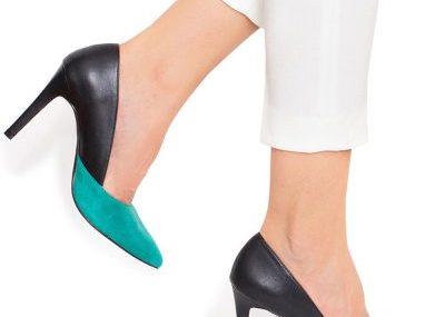 Pantofii clasici cu toc, un accesoriu de nelipsit