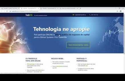 Bittnet Systems: subscrierea actiunilor noi