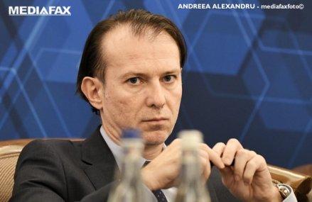 Florin Cîţu, ministrul  de Finanţe: Vom trece Carpaţii cu guvernul liberal
