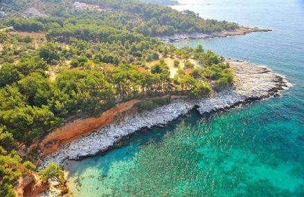 Cele mai frumoase plaje din Thassos
