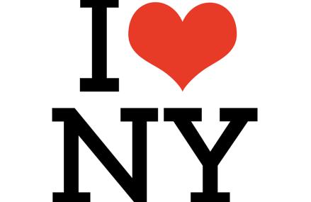 "A murit creatorul logo-ului  ""I love New York"""