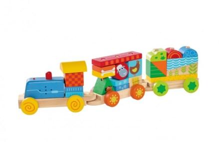 4 motive pentru care jucăriile de lemn sunt superioare