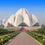 Lotus Temple, India, haridwar to delhi taxi