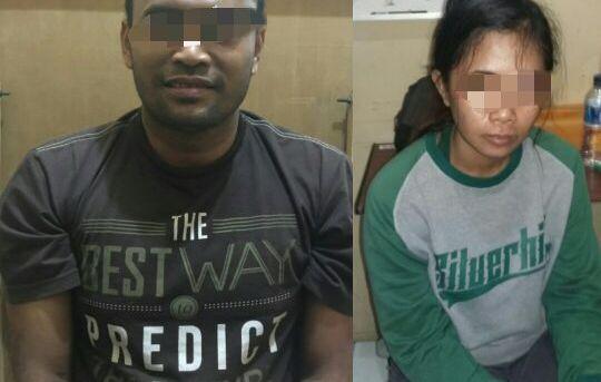 Mantap! Satuan Resnarkoba Polresta Banjarmasin Bekuk Dua Tersangka Kasus Narkotika