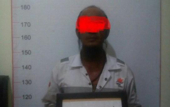 Polsek KPL Banjarmasin Ringkus Pengedar Obat Terlarang