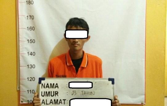 Curiga Melihat Gelagat Tersangka, Polisi Temukan Sabu
