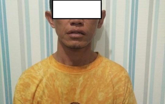Polresta Banjarmasin : Nekad Edarkan Carnophen, Ai Diringkus Jajaran Satuan Polair