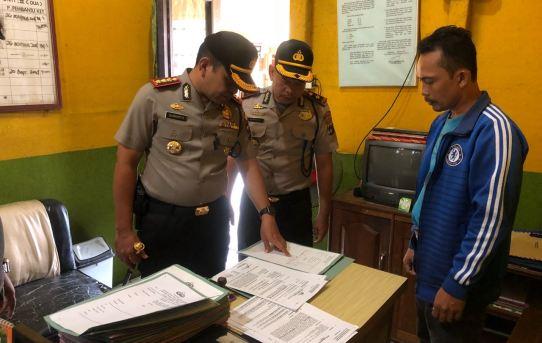 Pengawasan Melekat, Kapolresta Banjarmasin Kunjungi Mapolsek Banjarmasin Selatan