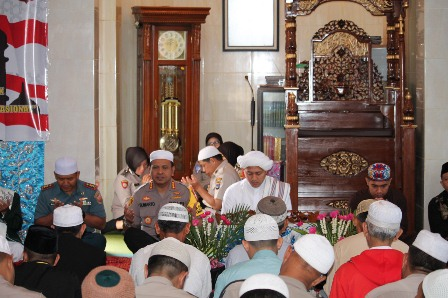 Polresta Banjarmasin Gelar peringatan Isra Mi'raj Nabi Muhammad SAW