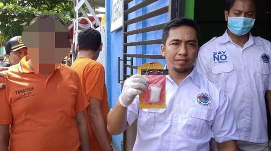 Satresnarkoba Polresta Banjarmasin musnahkan 1,8 kg sabu-sabu gunakan insinerator