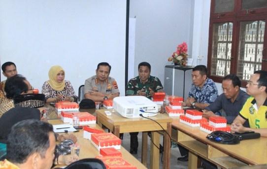 Kapolresta Banjarmasin Hadiri Dialog Forum Kerukunan Umat Beragama