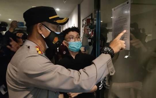 PPKM Banjarmasin Mulai di Sosialisasikan, Kapolresta : Secara Intensif Selama 3 Hari