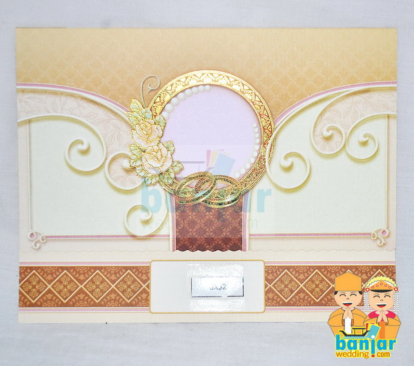 Undangan Pernikahan Murah Ub Gx32 Banjar Wedding Banjar Wedding