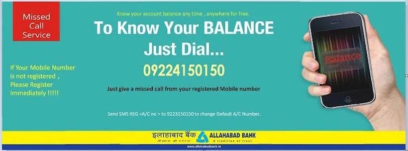Allahabad Bank Personal Banking