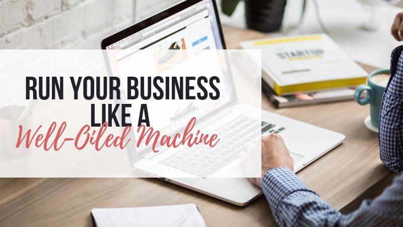 Business Process Header