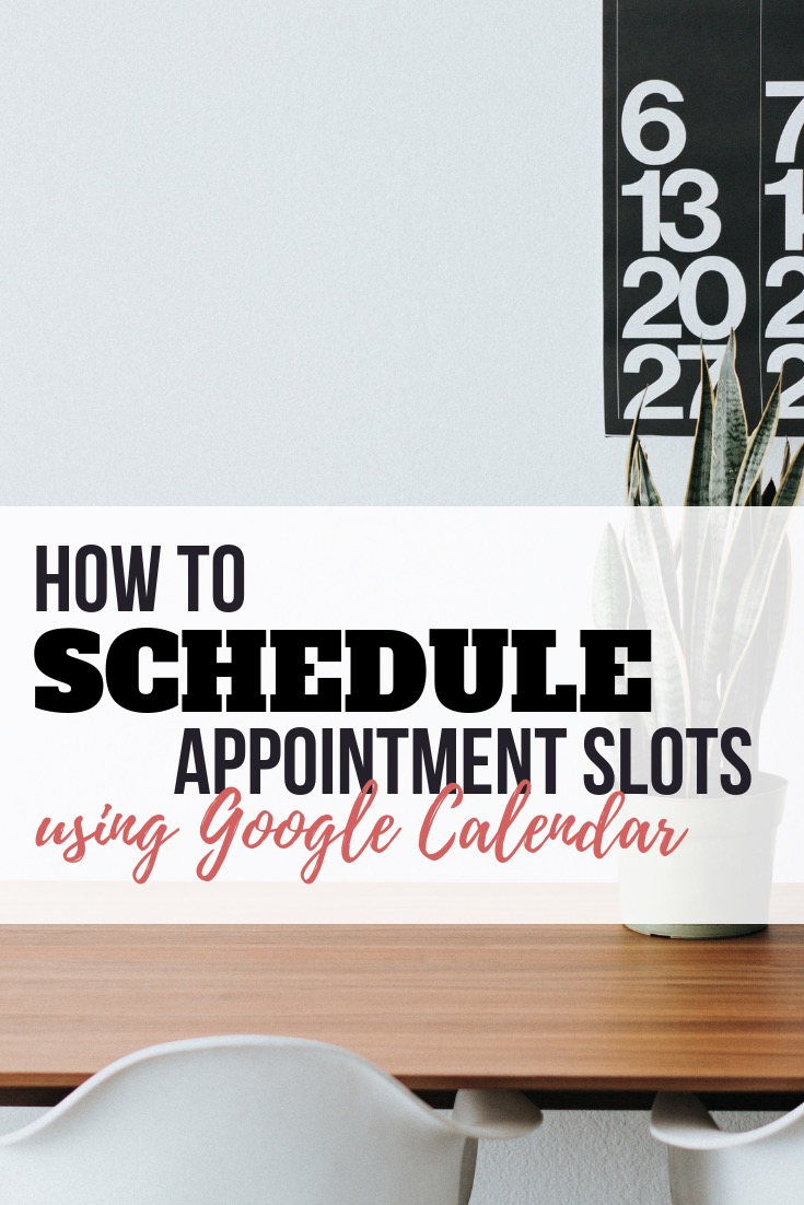 Appointment Slots Blog