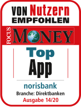 siegel norisbank unterkonto service