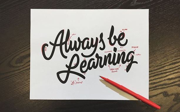Always be learning