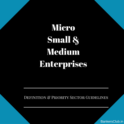 Micro, Small & Medium Enterprises