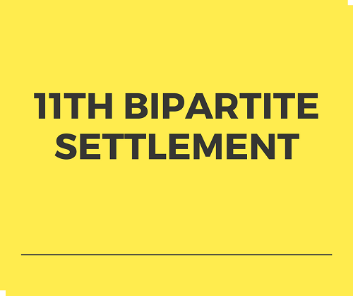 11th Bipartite Settlement – AIBOC Circular