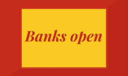 Banks to remain open on March 25 and March 26, 2017 for Govt. Business