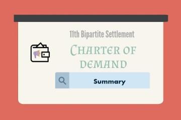 Charter of Demand
