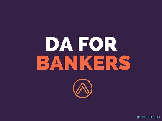 DA for Bank Employees from November 2018 to January 2019