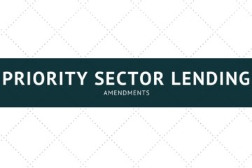 Priority sector lending changes