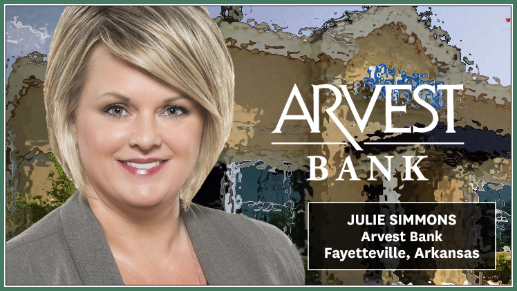 Top Five Arvest Bank Locations Fayetteville Arkansas - Circus