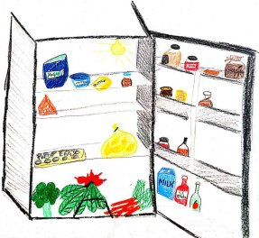 food-in-fridge