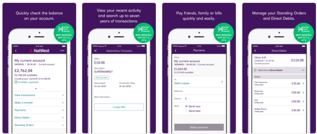10 Best Banking Apps in the UK 2019 - Best Mobile Banking Apps