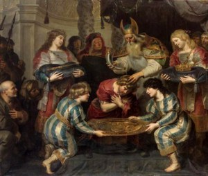 Anointing of Solomon | wikipedia.org