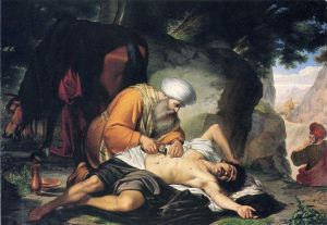 The Good Samaritan | wikipedia.org