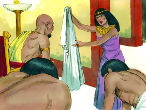 Potiphar-wife-channel-for-temptation FreeBibleImages.org