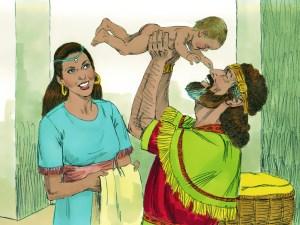 David, Bathsheba, and Solomon