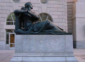 Worship monument in Washington DC