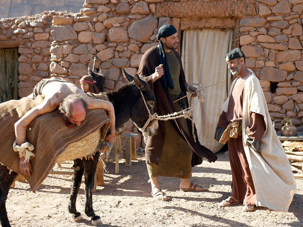 Love Through Compassion Parable Of The Good Samaritan