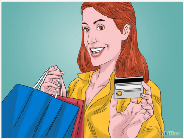 credit card for shpping