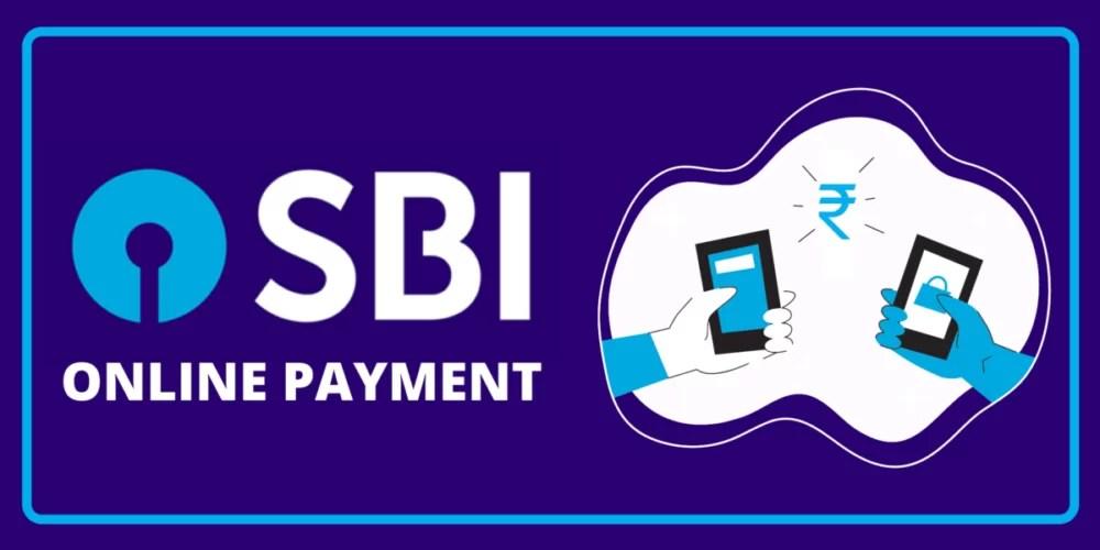 SBI Online Payment