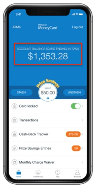 """Walmart MoneyCard Mobile Login"""