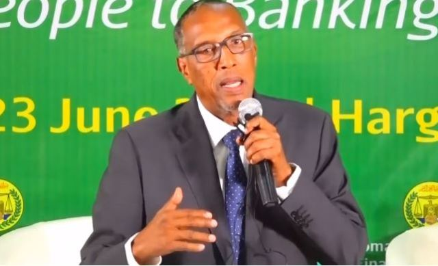 Opening Speech of  President MuuseBixi Abdi at  Somaliland Banking & Finance Conference by   22/06/2019