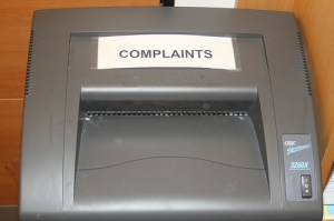 Getting The Runaround on Complaints ? Consumer Finanancial Protection Bureau New Online Complaint Form !