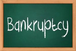 bankruptcy chalkboard 2