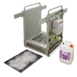 HACCP Defender Footwear Sanitiser System